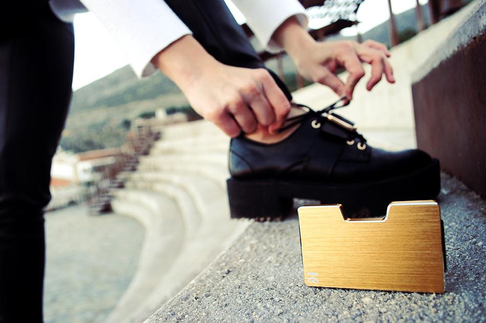 karcaj gold zapato