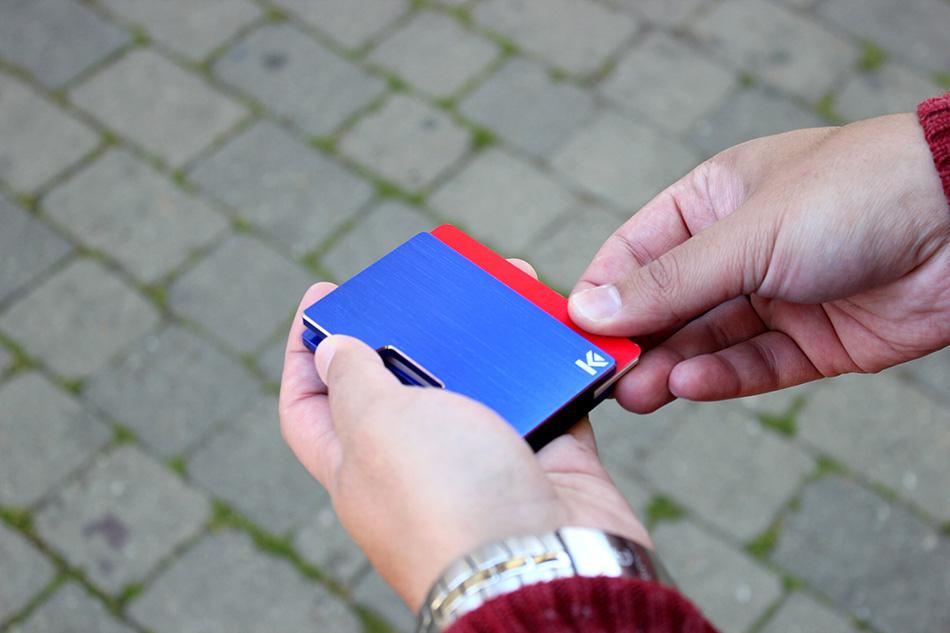karcaj blue tarjetas